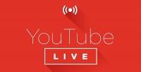 Live diensten via YouTube